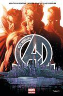 Couverture D'Autres Mondes - New Avengers (2013), tome 3