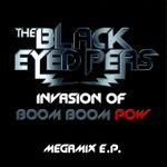 Pochette Invasion of Boom Boom Pow: Megamix EP (EP)