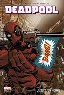 Couverture Deadpool : Je suis ton homme
