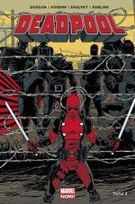 Couverture Le Bon, la Brute et le Truand - Deadpool (2013), tome 3