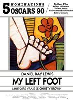 Affiche My left foot