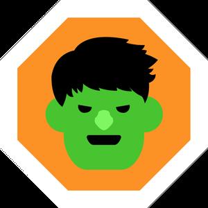 Illustration Hulk