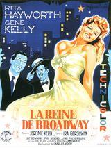 Affiche La Reine de Broadway