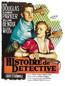 Affiche Histoire de détective
