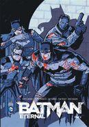 Couverture Batman Eternal, tome 4
