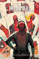 Couverture Deadpool massacre Deadpool