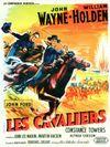 Affiche Les Cavaliers