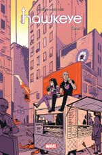 Couverture Wunderkammer - All-New Hawkeye, tome 1