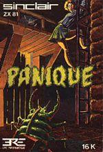 Jaquette Panique