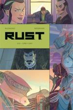Couverture Grey Day - R.U.S.T., tome 2