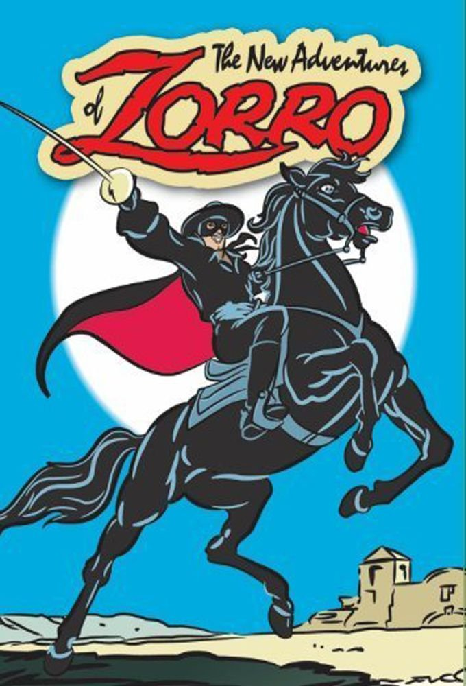 Zorro Serie 1981 Senscritique