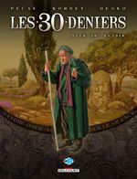 Couverture La 36e Tsadik - Les 30 Deniers, tome 5