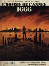 Couverture 1666 - L'Homme de l'année, tome 10