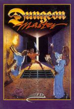 Jaquette Dungeon Master
