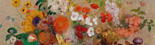 Cover Top pochettes à fleurs