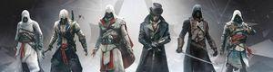 Cover Les meilleurs jeux Assassin's Creed