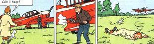 Cover Tintin et Milou maux à mots