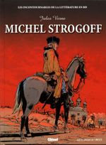 Couverture Michel Strogoff