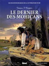 Couverture Le Dernier des Mohicans