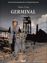 Couverture Germinal, tome 1