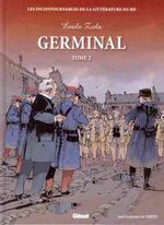 Couverture Germinal, tome 2