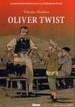 Couverture Oliver Twist