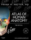 Couverture Atlas of human anatomy