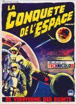Affiche La Conquête de l'espace