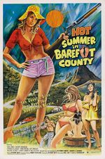 Affiche Hot Summer in Barefoot County