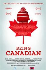 Affiche Being Canadian