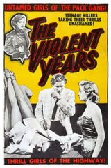Affiche The Violent Years