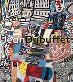 Couverture Jean Dubuffet, Metamorphoses of landscape