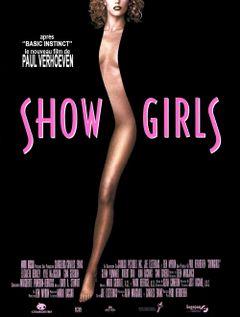 Affiche Showgirls