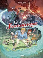 Couverture Le Prince Devil - La Famille Fantastique, tome 1