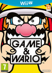 Jaquette Game & Wario