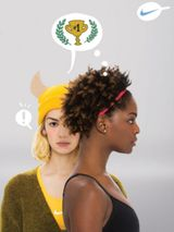 Affiche Margot vs Lily