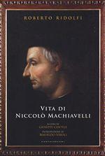 Couverture La vie de Nicolas Machiavel
