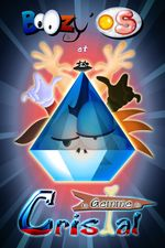 Affiche BoOzy' OS et la Gemme de Cristal