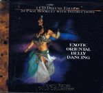 Pochette Exotic Oriental Belly Dancing