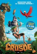 Affiche Robinson Crusoe