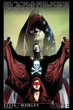 Couverture Project Superpowers : Blackcross