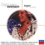 Pochette Zigeunerweisen – Zauber der Violine