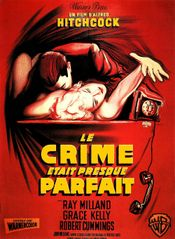 Affiche Le crime était presque parfait