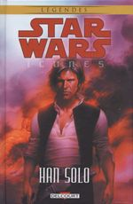 Couverture Han Solo - Icones, tome 1