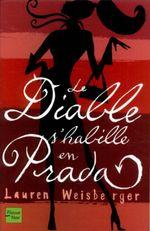 Couverture Le Diable s'habille en Prada