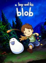 Jaquette A Boy and His Blob