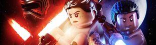 Jaquette LEGO Star Wars : Le Réveil de la Force