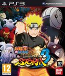Jaquette Naruto Shippuden: Ultimate Ninja Storm 3