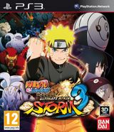 Jaquette Naruto Shippuden: Ultimate Ninja Storm 3