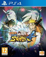 Jaquette Naruto Shippuden : Ultimate Ninja Storm 4